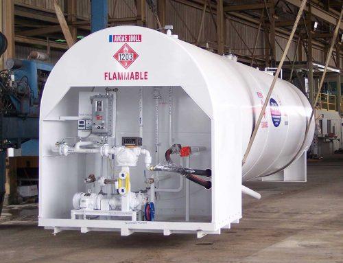 UL 2085 Avgas Fuel System