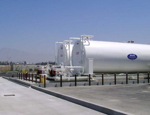 Double Wall Avgas and Jet A Fuel Tanks
