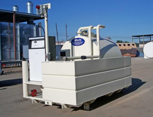 Diesel Fueling System For Golf Course