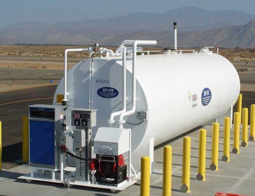 12,000 Gallon Avgas Self-Serve Fueling System