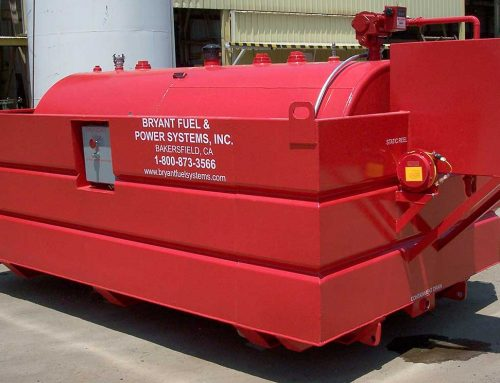 UL 142 Containment Diesel Fueler Tank