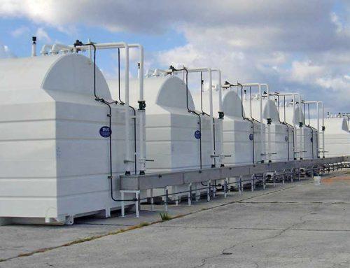 50,000 Gallon 110% Containment Tanks