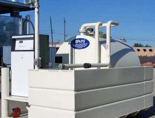 1,000 Gallon Diesel Fueling System
