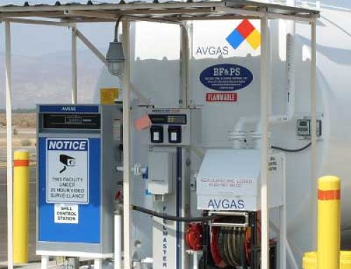 12,000 Gallon Avgas Self-Serve Fueling System