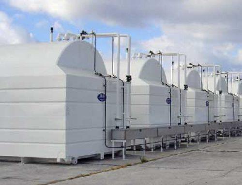 50,000 Gallon Tanks