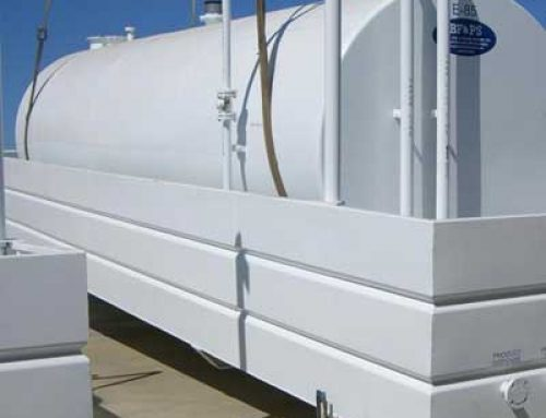 10,000 Gallon Alternative Fuel with Containment For US Navy